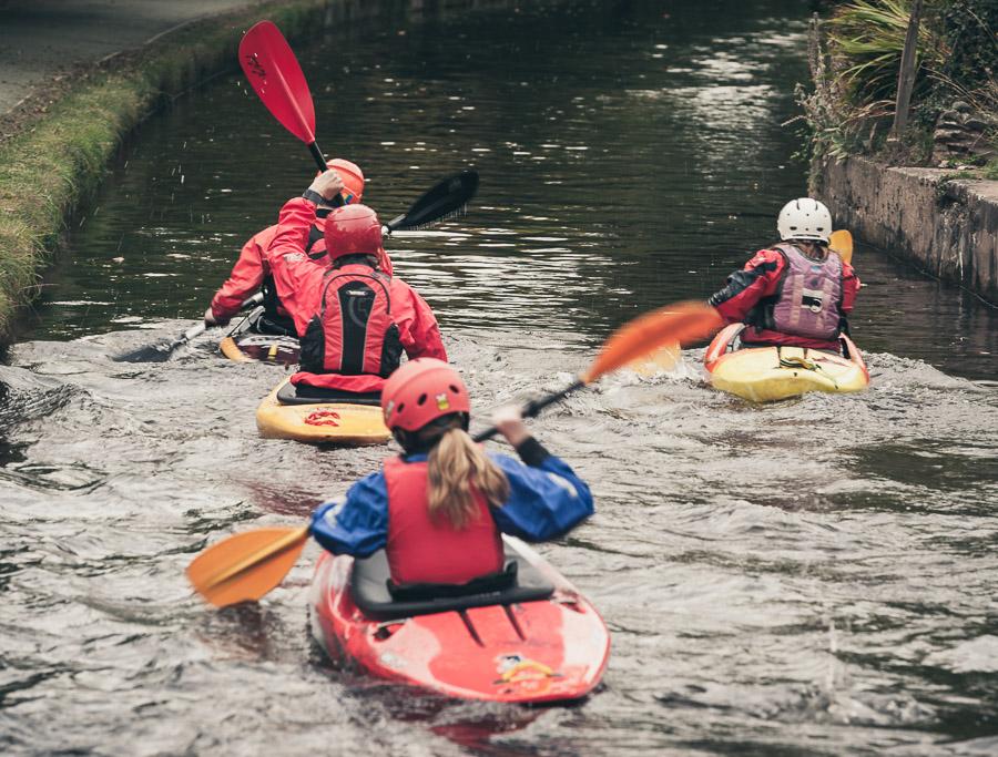 Kayak Course 1