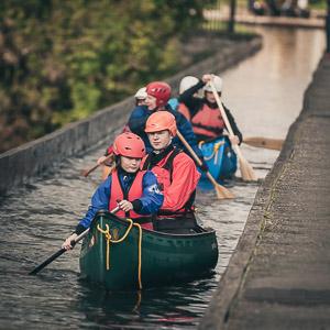 Aqueduct Canoe